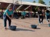 Jornada deportiva-recreativa en Escuela Alborada
