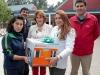 Liceo Bicentenario recibió a la diputada Denise Pascal