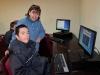 Nuevo laboratorio de computación Esc. Especial Estrella de Belén