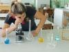 Reinauguración laboratorio de ciencias Liceo A 119